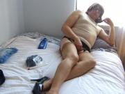 Gurly Show Off. Stroking to for my pleasure