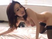 Asian Teacher with Huge TIts Fucks Student