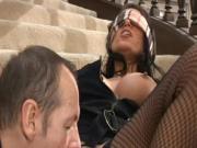 Anna Nova anal fuck