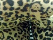 SUPER!!! Jiggly booty In Cheetah Leggings