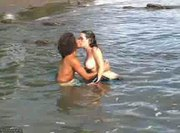 Nikki Fritz Hardcore BJ & Sex on Costa Rica beach