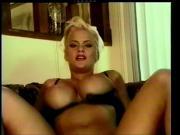 Beautiful blonde Nurse fuck and facial