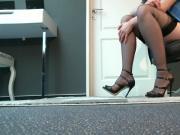 Open Heels