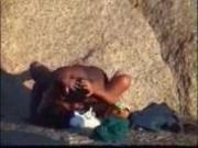 Voyeur video - beach sex