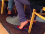 Arab Woman Flats