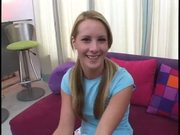 Casting Couch Teens Pink Socks