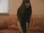 F60 Big Boobs RUSSIAN GIRL POSING