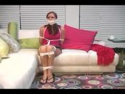 Mercedes Delane- Babysitter Tied Up