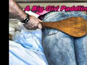 A Big Girl Paddling