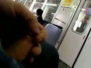 train masturbation 2