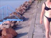 Walk along the waterfront