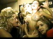 Masturbating in front of a female group