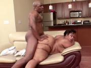 BBW Fat Ass Got Pounded