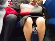 Evening Upskirt for Two -1