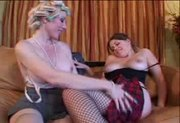 Daughter Relaxes Her Nervous And Horny Mom