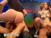 German Goo Girls - Semen extraction