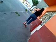 yo en la calle