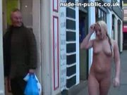 Nude in Public UK