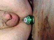 warm beer tin