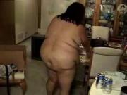 Naked At Home In Front of Friends