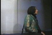 British slut Nadia in a lesbian scene