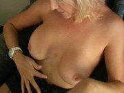 Hand Job from Blonde Christie - CD2010