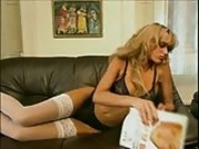 Hot Anita Blond and horny plumber