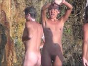 Nudist Beach Encounters 011