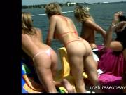 Granny's Yacht Orgy Part 4
