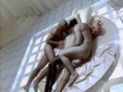 La septieme porte Threesome erotic scene MFM