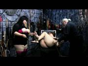 Kelly Shibari Group Bondage