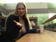 Carol Goldnerova coffe shop flashing