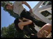 Patties Blowjob in a Park