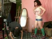 Skater Girl Ballbusting Misogynist Trailer