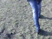 Leggings-Girl - 9552 - Walking in Legging
