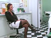 Verboten - Perverser Versauter Sex beim Frauenarzt