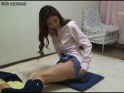 Japanese teens room to peep for 24h. Her naked.