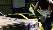 Janet Jacme: Auto Mechanic