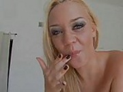 throat fucking cum shot 2