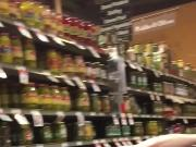 Sexy GILF Bending Over Grocery Shopping