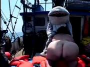 fat beach patrol 4 shark attack