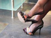 Lady Barbara the fetish women in high heels