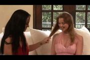 Beautiful Lesbians Make Passionate Love - Sunny & Kylie