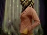Covered Arab Turkish girl with hijab turban being masturbated
