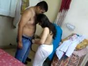 Indian amature couple hidden cam found
