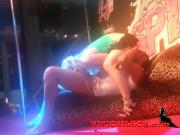 Aradia Prats y Kevin Diamond follando en SEV 2013