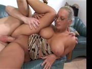 Hot milf and her younger lover 455