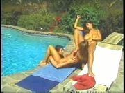 Christy Canyon, Racquel and Girls