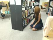 Risky Library fun