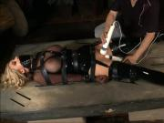 randy moore tied and made to orgasm
